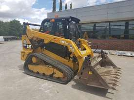 2017 CAT 259D TRACKED LOADER - picture0' - Click to enlarge