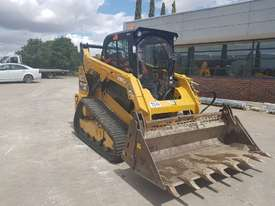2017 CAT 259D TRACKED LOADER - picture7' - Click to enlarge