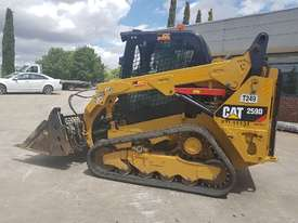 2017 CAT 259D TRACKED LOADER - picture14' - Click to enlarge