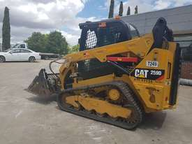 2017 CAT 259D TRACKED LOADER - picture15' - Click to enlarge