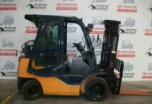 Toyota 2.5T Counterbalance Forklift