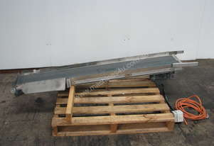 Motorised Belt Conveyor - 1.8m long