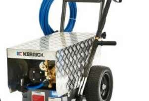 Kerrick Three Phase Cold Water Electric Pressure Cleaner EI3015CW