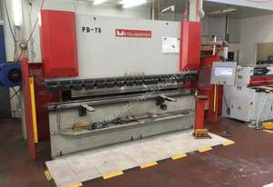 Press break metal master with (CNC fast fold system)