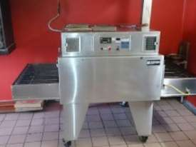 Doyon FC2G Conveyor Pizza Oven - picture0' - Click to enlarge