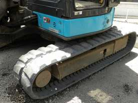 TUFFTRAC RUBBER EXCAVATOR TRACKS - picture0' - Click to enlarge