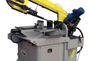 Semi Auto Swivel Head Bandsaw 330x650mm (WxH)