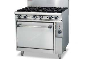 Trueheat R90-6 Gas heated all purpose heavy duty oven