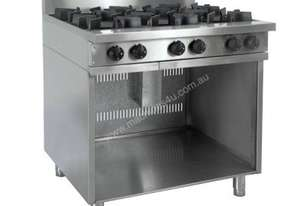 Oxford Series 6BBT Six Burner Gas Cooktop