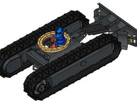 NEW SAMPIERANA 2T EXPANDABLE EXCAVATOR TRACK UNDERCARRIAGE - picture0' - Click to enlarge