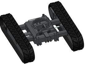NEW SAMPIERANA 2T EXPANDABLE EXCAVATOR TRACK UNDERCARRIAGE - picture7' - Click to enlarge