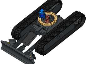 NEW SAMPIERANA 2T EXPANDABLE EXCAVATOR TRACK UNDERCARRIAGE - picture8' - Click to enlarge