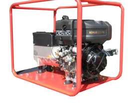 Yanmar GKD6400E Diesel Generator - picture0' - Click to enlarge