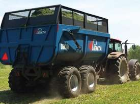 2018 PENTA DB30 30M3 DUMP TRAILER - picture0' - Click to enlarge