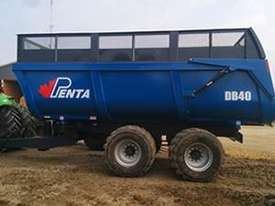2018 PENTA DB30 30M3 DUMP TRAILER - picture2' - Click to enlarge
