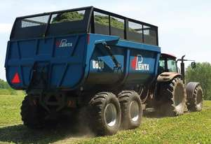 2020 PENTA DB30 DUMP TRAILER (30M3) FOR SALE