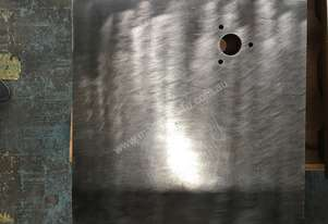 Surface Plate Precision EB Scott Cast Iron Bench Top Small Marking Out Table