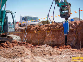New Auger Torque Auger Drive - 25000MAX (S6) Earth Drill to suit 20-25T Excavator - picture1' - Click to enlarge