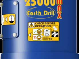 New Auger Torque Auger Drive - 25000MAX (S6) Earth Drill to suit 20-25T Excavator - picture4' - Click to enlarge