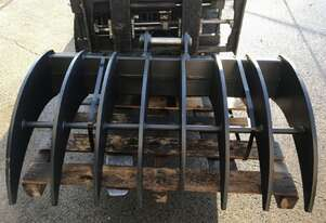 STICK RAKE 1200MM WIDE TO SUIT 4 TO 5.5 TON EXCAVATOR