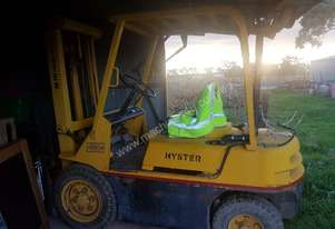 Hyster  Forklift Heavy Duty