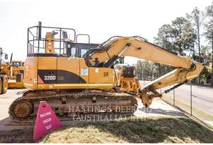 CATERPILLAR 320DLRR Track Excavators