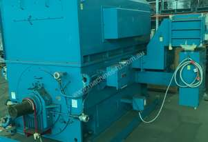 4150 kw 5500 hp 4 pole 6600 volt AC Electric Motor