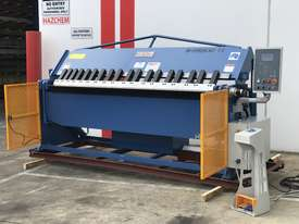 Heavy Duty 2500mm x 4mm Full Hydraulic NC Programmable Panbrake - picture7' - Click to enlarge