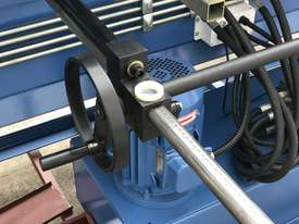 Heavy Duty 2500mm x 4mm Full Hydraulic NC Programmable Panbrake - picture15' - Click to enlarge