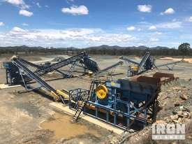 2012 Pilot Crushtec Modular Fixed Crushing & Screening Plant - picture0' - Click to enlarge