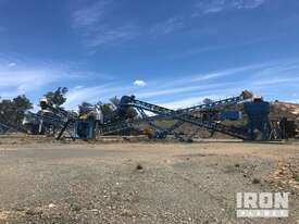2012 Pilot Crushtec Modular Fixed Crushing & Screening Plant - picture2' - Click to enlarge