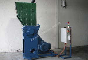 Industrial Heavy Duty Plastic Copper Wire Granulator