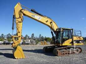 CATERPILLAR 329D Hydraulic Excavator - picture0' - Click to enlarge