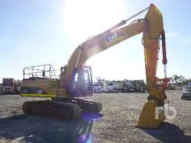 CATERPILLAR 329D Hydraulic Excavator - picture1' - Click to enlarge