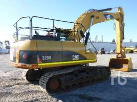CATERPILLAR 329D Hydraulic Excavator - picture2' - Click to enlarge