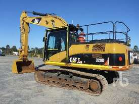 CATERPILLAR 329D Hydraulic Excavator - picture3' - Click to enlarge