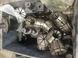 Colchester CNC Lathe - picture10' - Click to enlarge