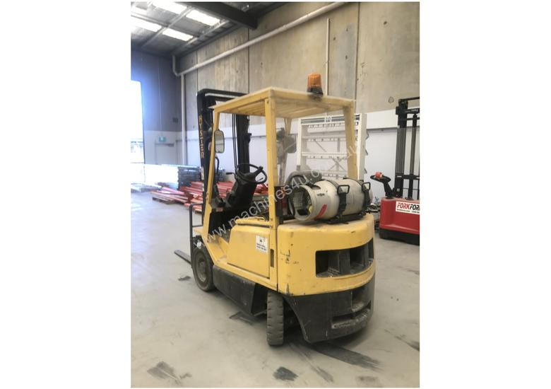 hyster Forklift  1.5 Ton 3.4 metres lifting