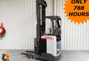 Nissan RG16M 1.6 Tonne Ride Reach Truck 7950mm Lift Height FREE DELIVERY OFFER