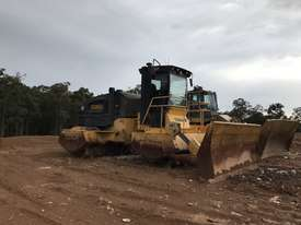 TANA E380 Landfill Compactor 2014 - picture0' - Click to enlarge