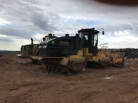 TANA E380 Landfill Compactor 2014 - picture2' - Click to enlarge