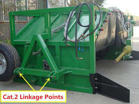 Compost Turner GT300 - picture0' - Click to enlarge