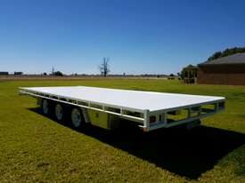 20x8 ft Flatbed Trailer  4.5 tonne Rated - picture1' - Click to enlarge