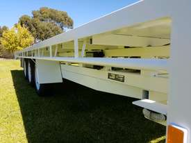 20x8 ft Flatbed Trailer  4.5 tonne Rated - picture2' - Click to enlarge
