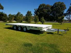 20x8 ft Flatbed Trailer  4.5 tonne Rated - picture3' - Click to enlarge