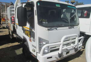 2009 Isuzu NPR75 - Wrecking - Stock ID 1548