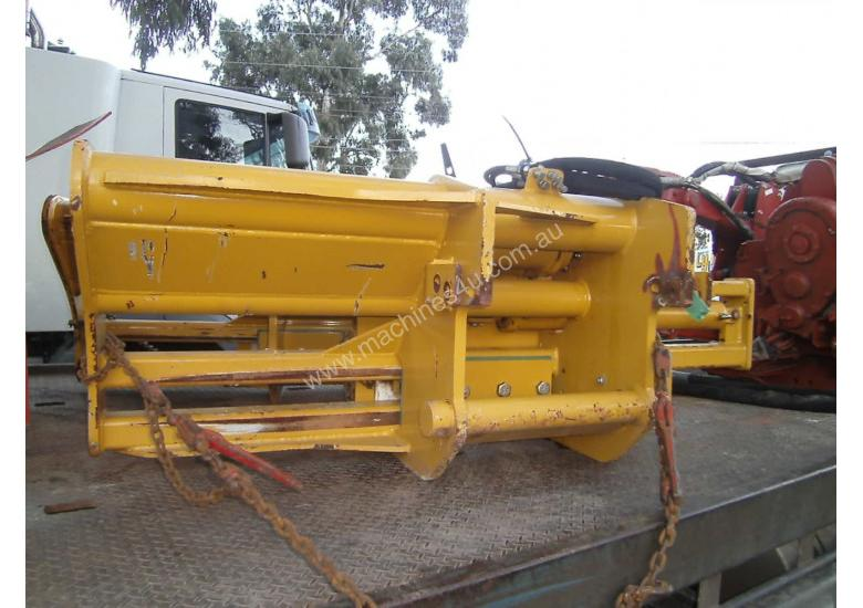 vermeer trencher sideshift attachment NEW