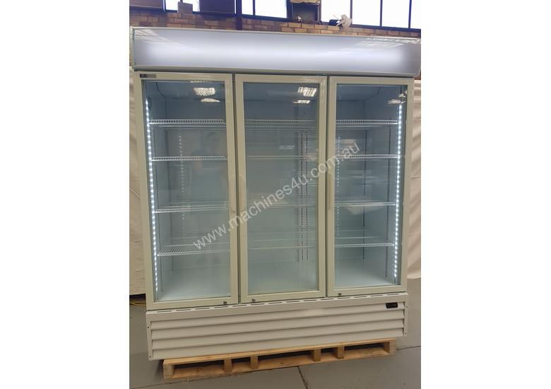 BRAND NEW! Kapital Refrigeration 3 Door Display Fridge