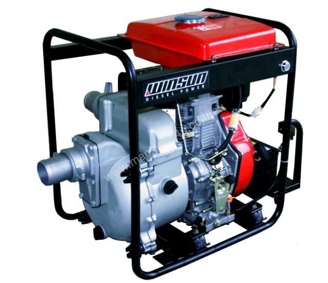 New 2015 winsun WSP80LE Sludge Pump in TULLAMARINE, VIC Price: $2,149  <48733>