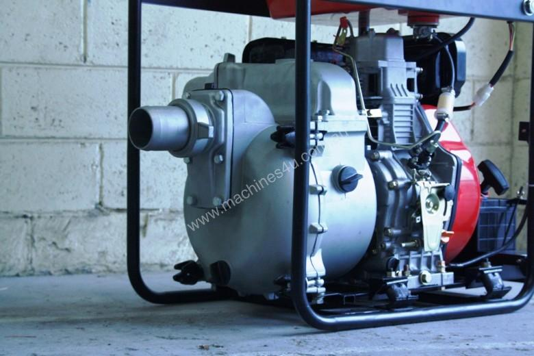 DIESEL SLUDGE TRASH PUMP 3 inch Elec. Start 13HP
